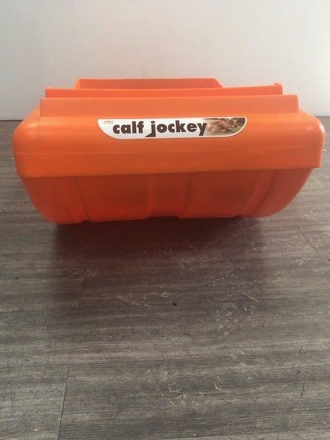 Calf Jockey